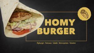 Homy Burger